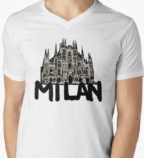 Milan Men's V-Neck T-Shirt