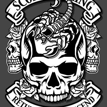 Scorpion King - Return Of The Legend by Skullz23