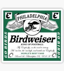 Birdweiser 1 Sticker