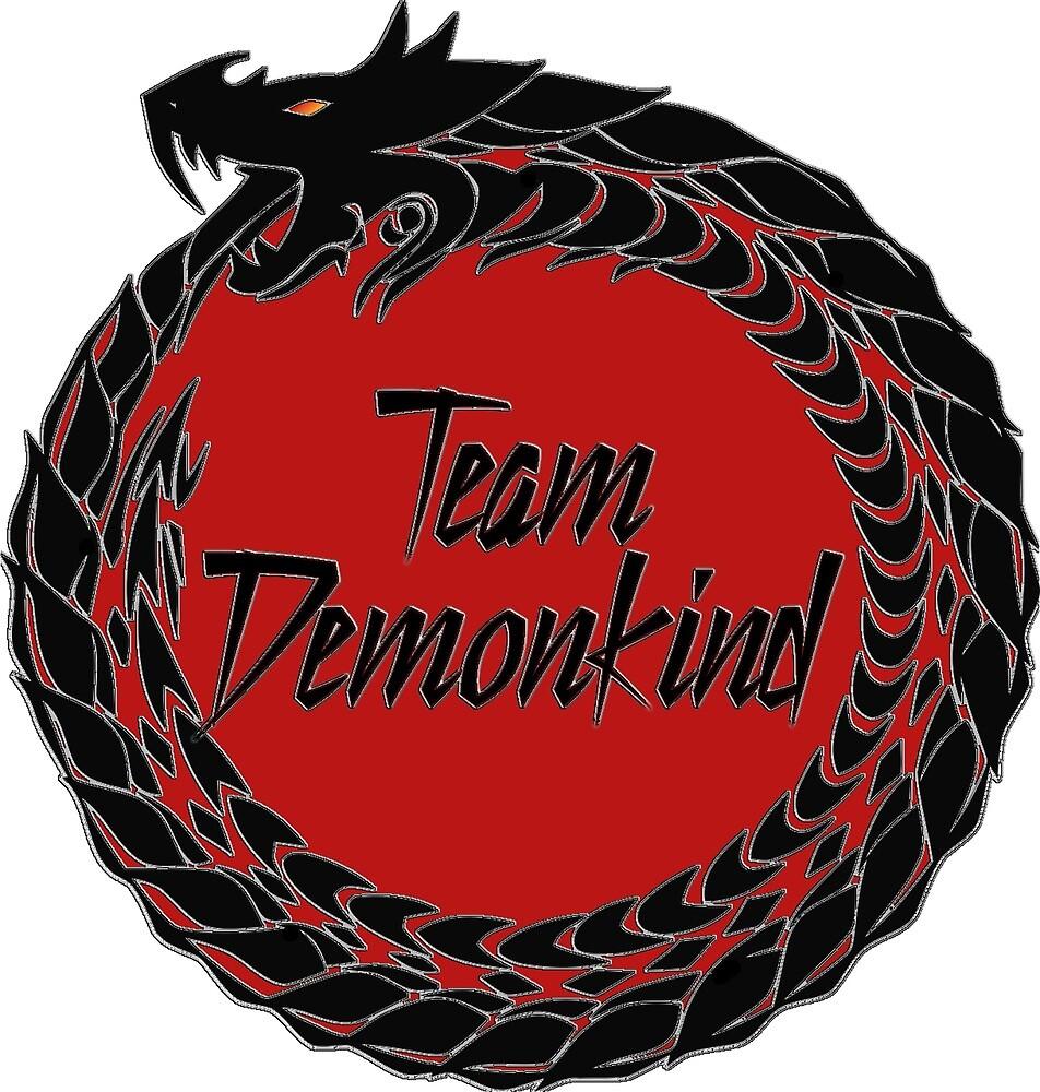 JK Allen's Team Demonkind by OurWriteSide