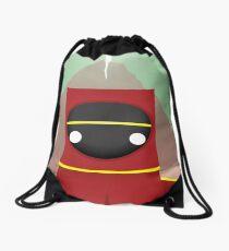 Journey Drawstring Bag