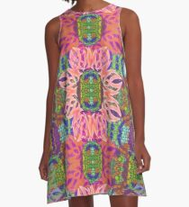 Last Throes of Summer A-Line Dress