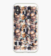 Vinilo o funda para iPhone Jeff Goldblum Collage