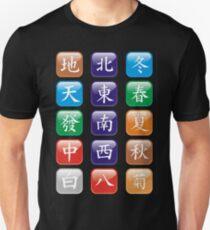 Mah Jongg Winds, Dragons and Seasons T-Shirt