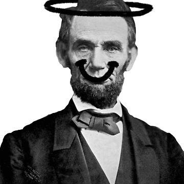 Abraham Lincoln by EstripaKedavra