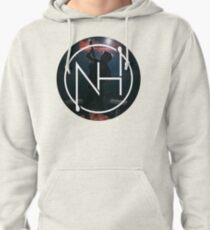 niall silhouette logo 3  Pullover Hoodie
