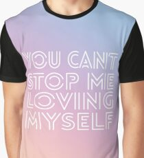 BTS: You Can't Stop Me Loving Myself Graphic T-Shirt