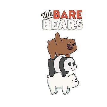 We Bare Bears - CN by Ruby5732