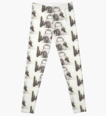 Who You Gonna Call? Leggings