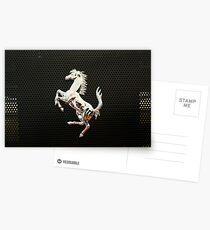 Prancing Horse Postcards