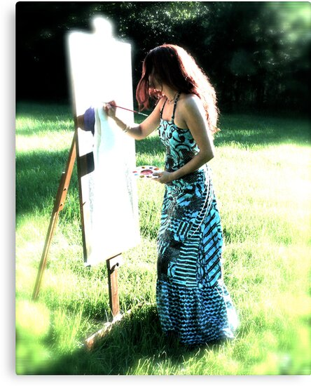 Life's Canvass by KatarinaSilva