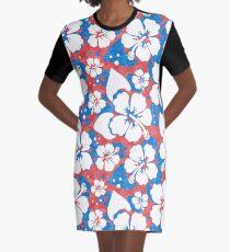 Aloha Ole Miss 7 Graphic T-Shirt Dress