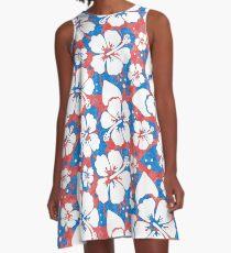 Aloha Ole Miss 7 A-Line Dress