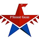 Eagle of Knowledge, by Pfessor Guus by P'fessor  Guus