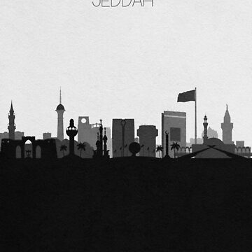 Travel Posters | Destination: Jeddah by geekmywall