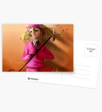 Eosinophil - Cells At Work! Postcards