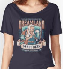 Dreamland Draft  Women's Relaxed Fit T-Shirt
