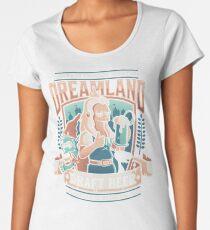 Dreamland Draft  Women's Premium T-Shirt