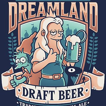 Dreamland Draft  by Adho1982