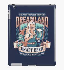 Dreamland Draft  iPad Case/Skin