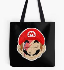 Super Starman Bros mash-up Tote Bag