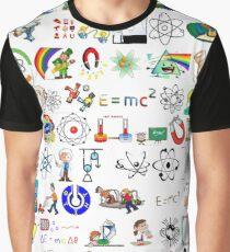 Physics, Laptop Skin, #Physics, #Laptop, #Skin, #LaptopSkin, #Skins, #LaptopSkins Graphic T-Shirt
