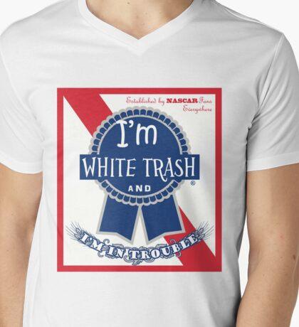 South Park PBR Satire Mens V-Neck T-Shirt