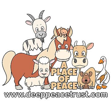 A Place Of Peace (design by Kaz Wilbo) by Deeppeacetrust