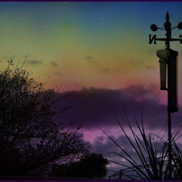 Rainbow Sunrise by LaurenFinn