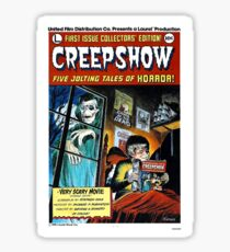 Creepshow Sticker