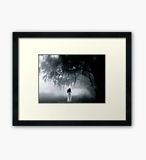 Apparition Framed Print