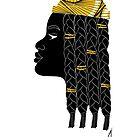 « Afro vibrant 03 » par 4ur3lia