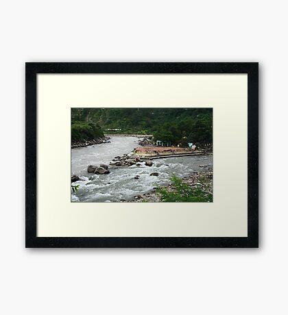 Karan Prayag Framed Print