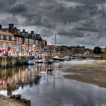 Blakeney Harbour by Nigdaw