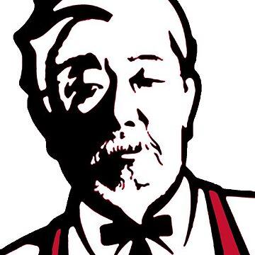 Colonel Miyagi by OldManBoo