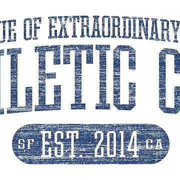 The League of Extraordinary Lesbians - Athletic Club by bigbraingirl