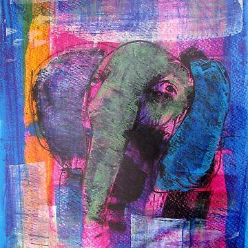Elefant von mwart