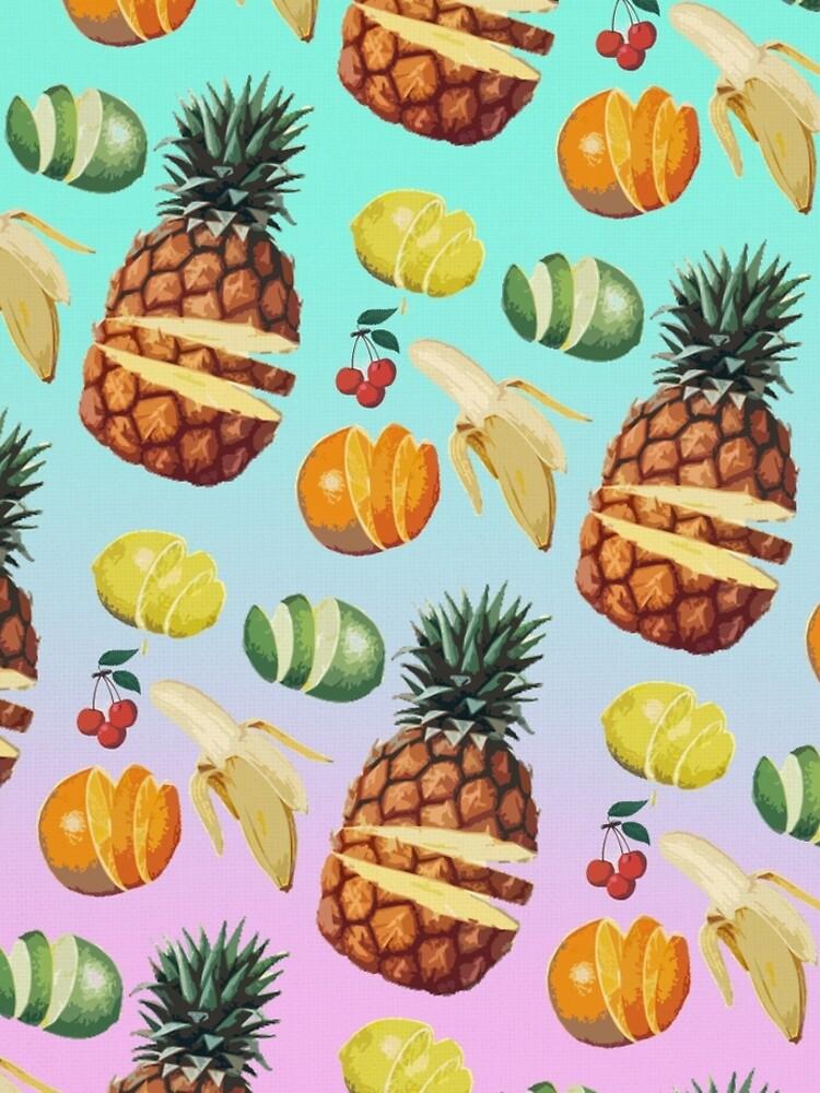 Fruit Ninja by ZekeTucker