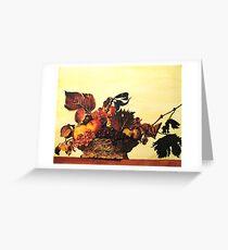 Caravaggio Master Copy Greeting Card