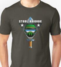 STEEL BRIGADE. Unisex T-Shirt