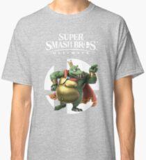 Super Smash Ultimate Bros - King K. Rool Classic T-Shirt