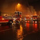 Burbank Fire Dec 26, 2006 by chibiphoto