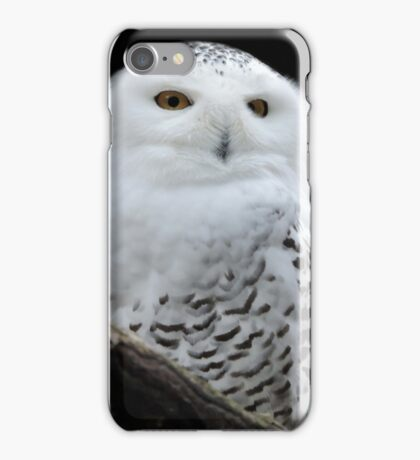 The White Hunter iPhone Case/Skin