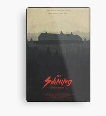 The Overlook - The Shining Metal Print
