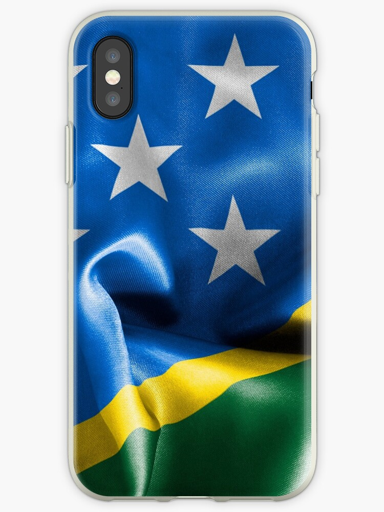 Solomon Islands Flag by MarkUK97