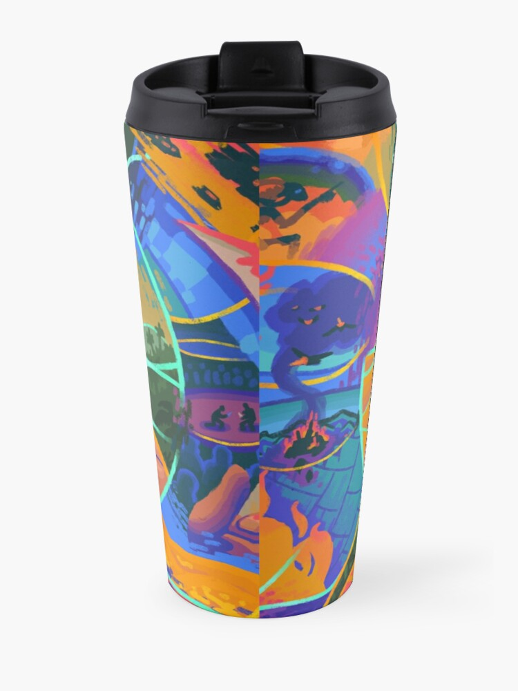 Alternate view of The Spice Must Flow Travel Mug