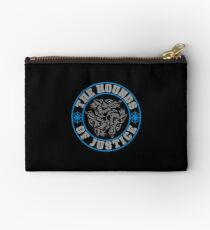 The shield logo 2 Studio Pouch