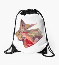Refraction Drawstring Bag