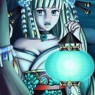 Aoandon - Onmyoji Illustration by yrya-chan