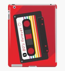 80's Forever Mix Tape iPad Case/Skin